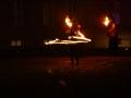 Feuer Hoola Hoop