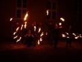 Feuershow von Die Frankonier